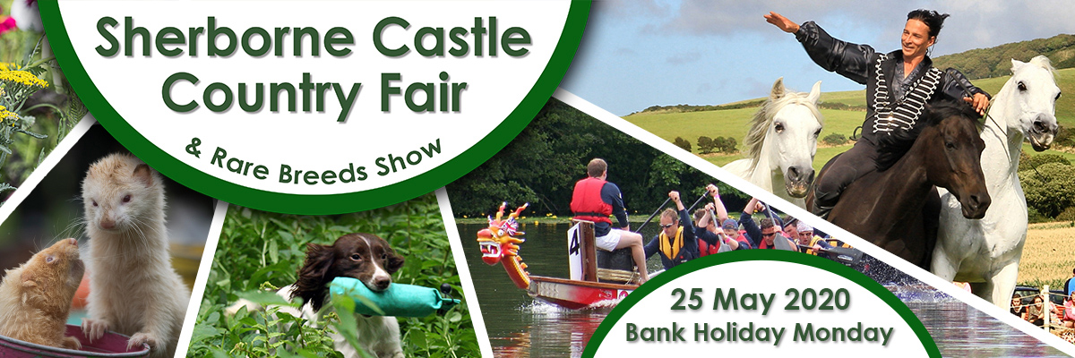 Sherborne Castle Country Fair - 25 May 2020