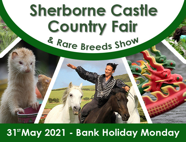 Sherborne Castle Country Fair - 31 May 2021